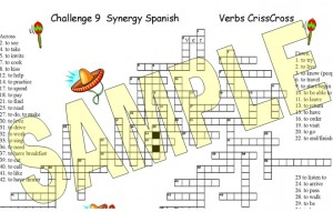 review spanish verbs