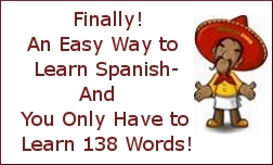 learn spanish 138 words